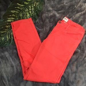 OSHKOSH B'GOSH red skinny pant size 12